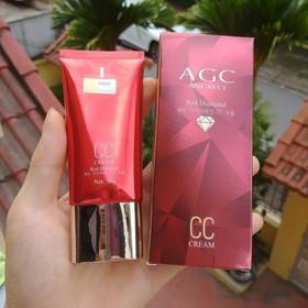 Kem Nền Che Khuyết Điểm Tốt Cc Cream Red Agc - AGC2