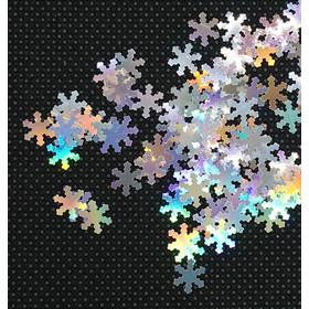 5g kim tuyến trang trí móng tay Hoa Tuyết LA.100 - 5g K.tuyến Hoa Tuyết LA.100