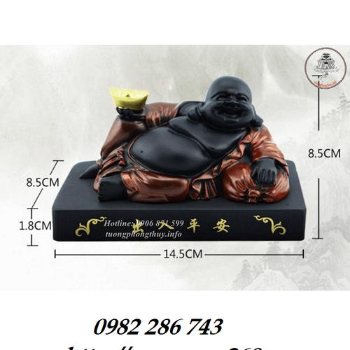 Tượng thần tài đen trang trí - 11414399 , 17252114 , 15_17252114 , 320000 , Tuong-than-tai-den-trang-tri-15_17252114 , sendo.vn , Tượng thần tài đen trang trí