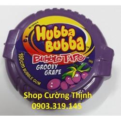 Kẹo cao su Hubba Bubba ÚC