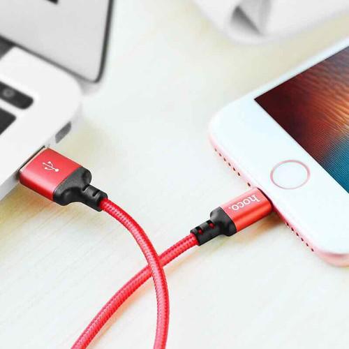 Cáp lightning x14 1m cho iphone và các sản phẩm apple chính hãng hoco - 12679498 , 20546936 , 15_20546936 , 40000 , Cap-lightning-x14-1m-cho-iphone-va-cac-san-pham-apple-chinh-hang-hoco-15_20546936 , sendo.vn , Cáp lightning x14 1m cho iphone và các sản phẩm apple chính hãng hoco