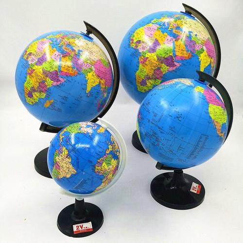 Quả địa cầu 14 x 16cm - 4653950 , 17248822 , 15_17248822 , 99000 , Qua-dia-cau-14-x-16cm-15_17248822 , sendo.vn , Quả địa cầu 14 x 16cm