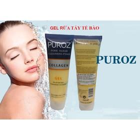 Gel tẩy tế bào chết hạt puroz  - tbcmpuroz