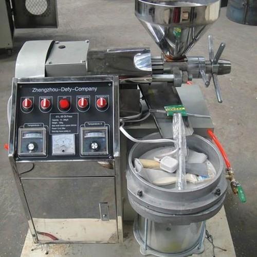 Máy ép dầu thực vật 20 kgh ED-R04