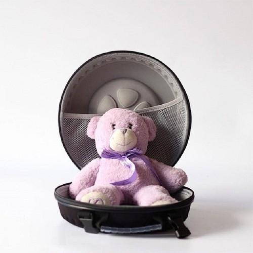 Balo hình bánh xe đáng yêu dành cho bé