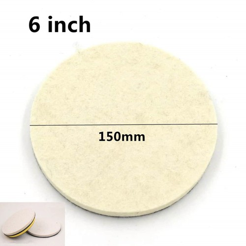 Pad nỉ đánh bóng kính 6 inch