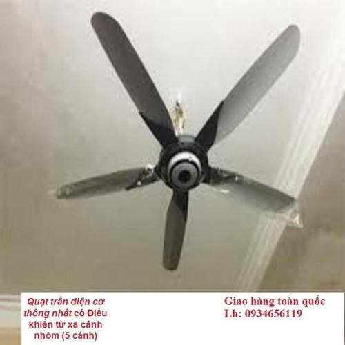 Quạt trần điện cơ thống nhất có Điều khiển từ xa cánh nhôm _5 cánh, quạt trần bảo hành uy tín - 7649789 , 17237339 , 15_17237339 , 2300000 , Quat-tran-dien-co-thong-nhat-co-Dieu-khien-tu-xa-canh-nhom-_5-canh-quat-tran-bao-hanh-uy-tin-15_17237339 , sendo.vn , Quạt trần điện cơ thống nhất có Điều khiển từ xa cánh nhôm _5 cánh, quạt trần bảo hành
