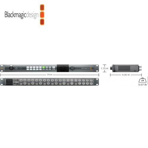 Blackmagic Design Chính Hãng ATEM Talkback Converter 4K