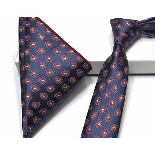 Set cà vạt nam bản nhỏ cao cấp và khăn cài áo vest - 11456158 , 17254530 , 15_17254530 , 250000 , Set-ca-vat-nam-ban-nho-cao-cap-va-khan-cai-ao-vest-15_17254530 , sendo.vn , Set cà vạt nam bản nhỏ cao cấp và khăn cài áo vest