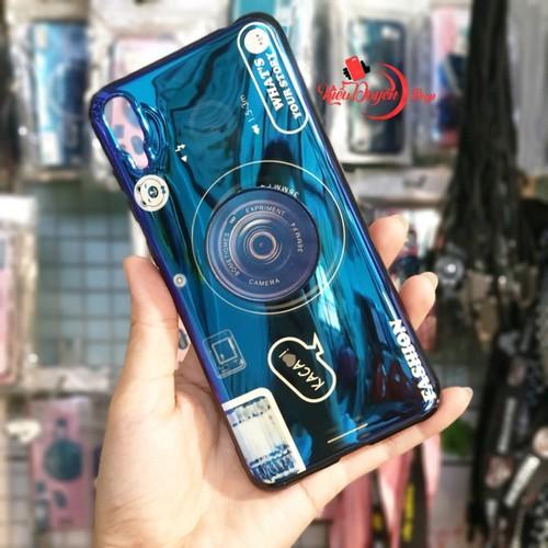 Ốp lưng Huawei Y7 Pro 2019 hình máy ảnh kèm giá đỡ và dây đeo - 11140400 , 17242799 , 15_17242799 , 80000 , Op-lung-Huawei-Y7-Pro-2019-hinh-may-anh-kem-gia-do-va-day-deo-15_17242799 , sendo.vn , Ốp lưng Huawei Y7 Pro 2019 hình máy ảnh kèm giá đỡ và dây đeo