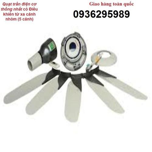 Quạt trần điện cơ thống nhất có Điều khiển từ xa cánh nhôm _5 cánh, quạt trần bảo hành uy tín - 11449451 , 17237577 , 15_17237577 , 2300000 , Quat-tran-dien-co-thong-nhat-co-Dieu-khien-tu-xa-canh-nhom-_5-canh-quat-tran-bao-hanh-uy-tin-15_17237577 , sendo.vn , Quạt trần điện cơ thống nhất có Điều khiển từ xa cánh nhôm _5 cánh, quạt trần bảo hàn