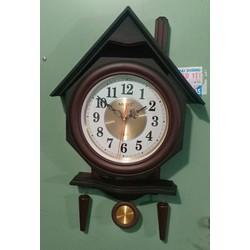 Đồng hồ treo tường máy giật