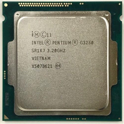 Bộ xử lý Intel® Pentium® G3250 3Mb Bộ nhớ đệm, 3,20 GHz