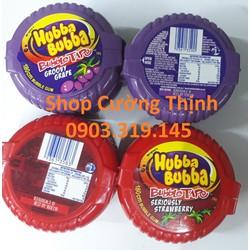 Combo 4 cái kẹo cao su Hubba Bubba ÚC