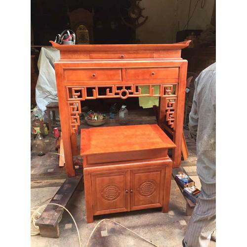 bộ bàn thờ gỗ sồi bàn to bàn con - 10434790 , 17239528 , 15_17239528 , 8599000 , bo-ban-tho-go-soi-ban-to-ban-con-15_17239528 , sendo.vn , bộ bàn thờ gỗ sồi bàn to bàn con