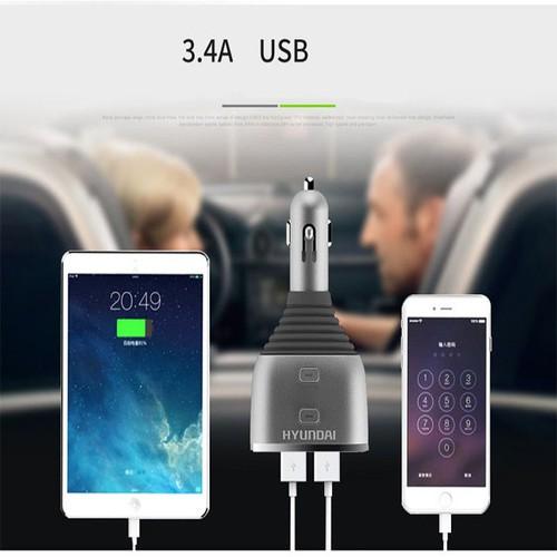 Tẩu sạc điện thoải trên xe hơi