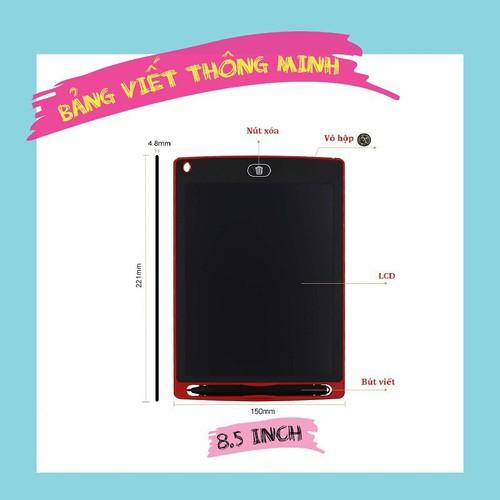 Bảng Viết Thông Minh LCD Tự Xóa 8.5 Inch Cho Bé Tập Vẽ, Viết - 4830681 , 17261739 , 15_17261739 , 322000 , Bang-Viet-Thong-Minh-LCD-Tu-Xoa-8.5-Inch-Cho-Be-Tap-Ve-Viet-15_17261739 , sendo.vn , Bảng Viết Thông Minh LCD Tự Xóa 8.5 Inch Cho Bé Tập Vẽ, Viết
