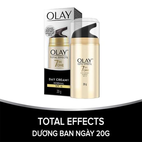 [Hàng công ty] kem dưỡng da chống lão hóa ban ngày olay total effects day cream 20g - 17076292 , 17270273 , 15_17270273 , 145000 , Hang-cong-ty-kem-duong-da-chong-lao-hoa-ban-ngay-olay-total-effects-day-cream-20g-15_17270273 , sendo.vn , [Hàng công ty] kem dưỡng da chống lão hóa ban ngày olay total effects day cream 20g
