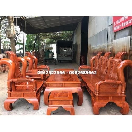 Bộ bàn ghế gỗ phòng khách tần thủy hoàng gỗ hương đá tay 12 - 16980453 , 17272287 , 15_17272287 , 30000000 , Bo-ban-ghe-go-phong-khach-tan-thuy-hoang-go-huong-da-tay-12-15_17272287 , sendo.vn , Bộ bàn ghế gỗ phòng khách tần thủy hoàng gỗ hương đá tay 12