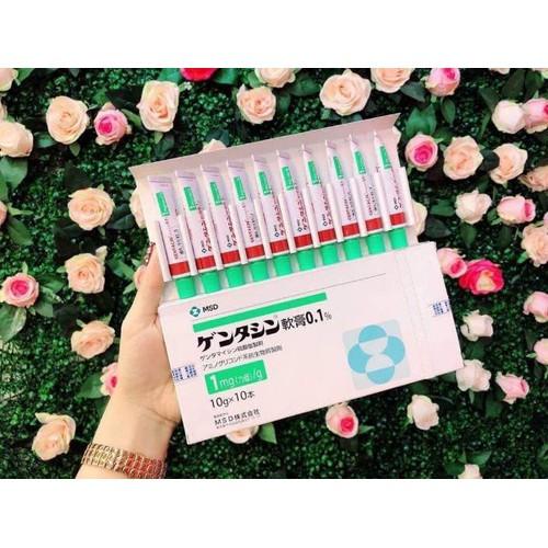 kem trị sẹo Nhật Bản