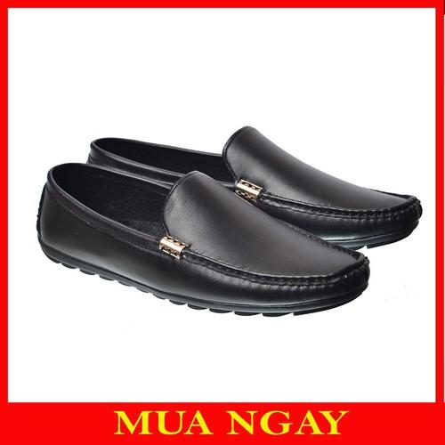 Giày Lười Da Mềm GL11