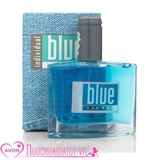 NƯỚC HOA NỮ AVON BLUE INDIVIDUAL FOR HER 50ML - BLUENUAVON thumbnail