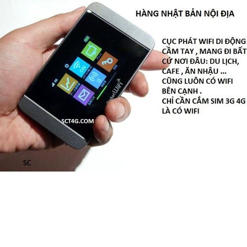 Máy Phát Wifi Không Dây Pocket 304HW - máy phát wifi tốc độ gió - siêu phẩm hót hít nhất