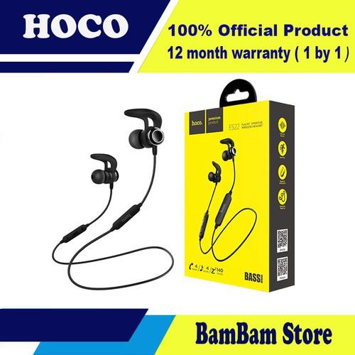 Tai nghe Bluetooth thể thao Hoco ES22 – Bảo hành 1 năm chính hãng 1 đổi 1 - 11460841 , 17266259 , 15_17266259 , 457000 , Tai-nghe-Bluetooth-the-thao-Hoco-ES22-Bao-hanh-1-nam-chinh-hang-1-doi-1-15_17266259 , sendo.vn , Tai nghe Bluetooth thể thao Hoco ES22 – Bảo hành 1 năm chính hãng 1 đổi 1