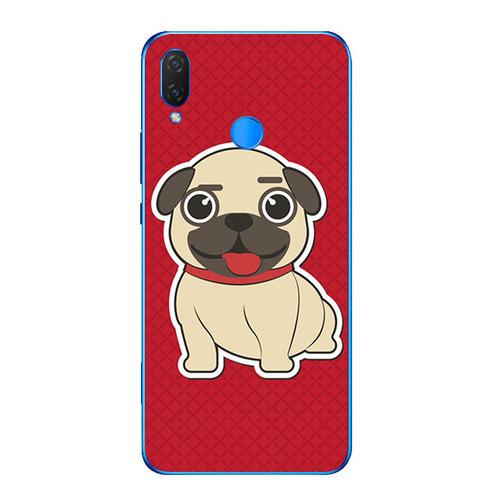 Ốp lưng dành cho điện thoại Huawei Nova 3i - Nova 3E - P20 LITE - NOVA 4 - Y9 2019 - Cute Dog 01 - giá tốt