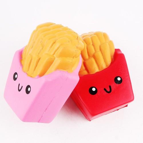 squishy bánh khoai tây cao cấp