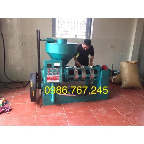 Máy ép dầu lạc công nghiệp Guangxin YZYX 130wk