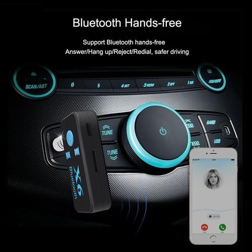 Thiết bị tạo bluetooth xe hơi X6