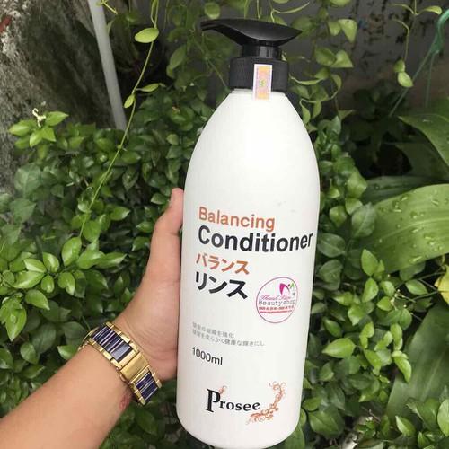 Dầu xã đặc trị chống dầu chống rụng tóc prosee balancing 1000ml