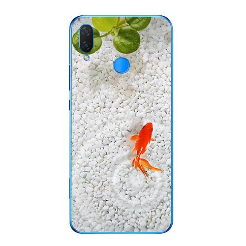 Ốp lưng dành cho điện thoại Huawei Nova 3i - Nova 3E - P20 LITE - NOVA 4 - Y9 2019 - Cá Koi 01 - hàng đẹp
