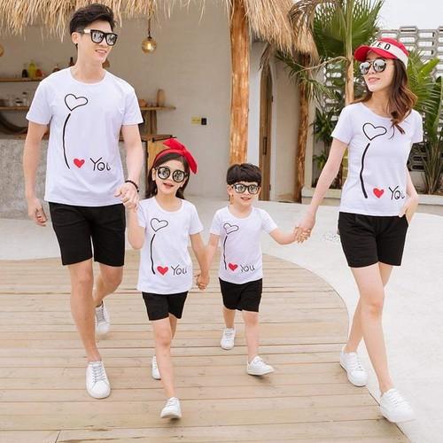 áo gia đình áo nhóm