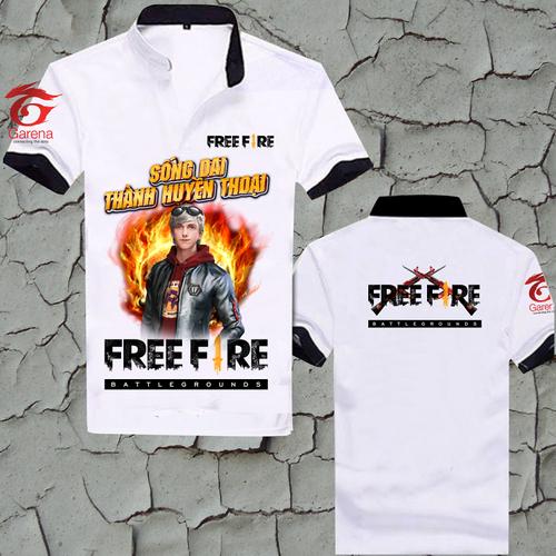 Áo thun Free Fire - 4836992 , 17302314 , 15_17302314 , 150000 , Ao-thun-Free-Fire-15_17302314 , sendo.vn , Áo thun Free Fire