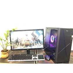 Máy vi tính chơi game Liên Minh max setting, Rules of Survival, CF,..học tập, giải trí, màn hình 22in led full HD 1920x1080