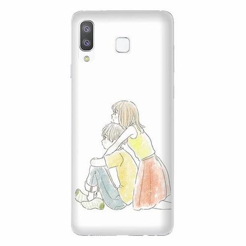Ốp lưng dành cho điện thoại Samsung Galaxy A7 2018 - A750 - A8 STAR - A9 STAR - A50 - Mẫu 18 - hàng chất lượng cao