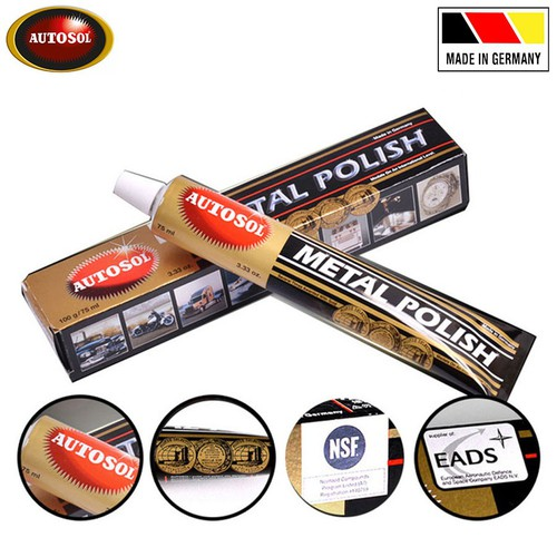 Đánh bóng kim loại Autosol Metal Polish 75ml