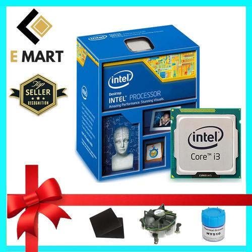 Bộ vi xử lý Intel CPU Core I3 4130  2 lõi - 4 luồng Chất Lượng Tốt - Hàng Nhập Khẩu