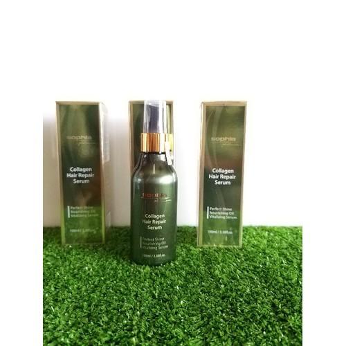 Tinh dầu phục hồi tóc Collagen Hair Repair SOPHIA