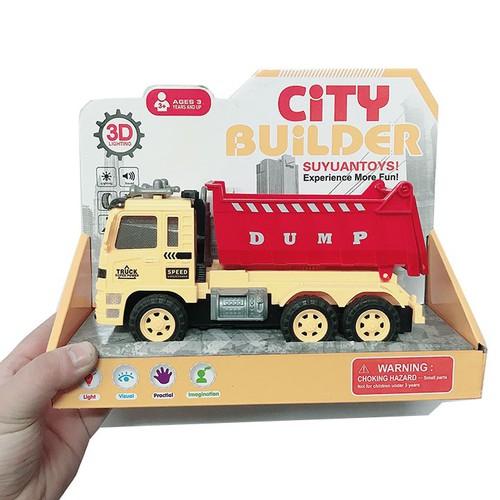 Xe ben city buider - 7901375 , 17277607 , 15_17277607 , 161000 , Xe-ben-city-buider-15_17277607 , sendo.vn , Xe ben city buider