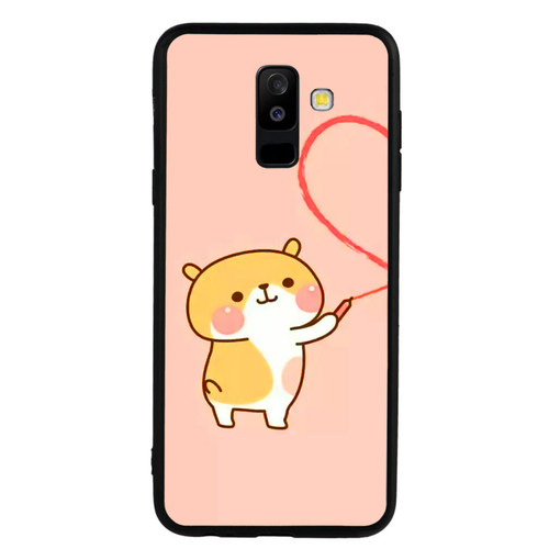 Ốp lưng dành cho điện thoại Samsung Galaxy A8 2018 - A5 2018 - J2 Core - A6 Plus - Couple 05 - hàng chất lượng cao