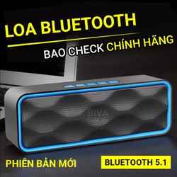 Loa bluetooth - Loa bluetooth SC211 cao cấp Phiên bản mới