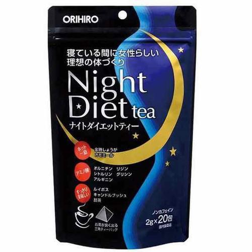 Trà giảm cân Night Diet tea Orihiro Nhật - 7902287 , 17299594 , 15_17299594 , 153000 , Tra-giam-can-Night-Diet-tea-Orihiro-Nhat-15_17299594 , sendo.vn , Trà giảm cân Night Diet tea Orihiro Nhật