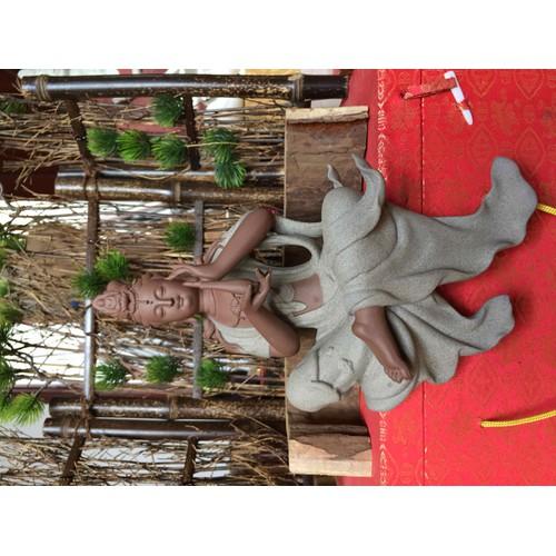 Tượng Quan Âm Tự Tại - 7653801 , 17278127 , 15_17278127 , 1600000 , Tuong-Quan-Am-Tu-Tai-15_17278127 , sendo.vn , Tượng Quan Âm Tự Tại