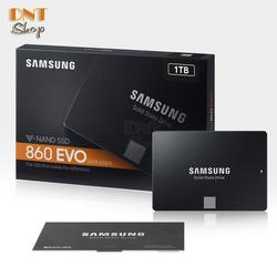 Ổ Cứng SSD Samsung 860 EVO 1TB Chính Hãng - BH 5 Năm 1 Đổi 1 - MZ-76E1T0BW