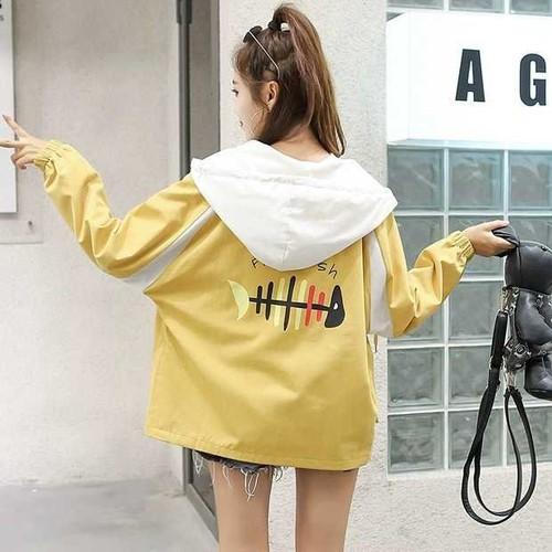 áo khoác dù nữ rẻ