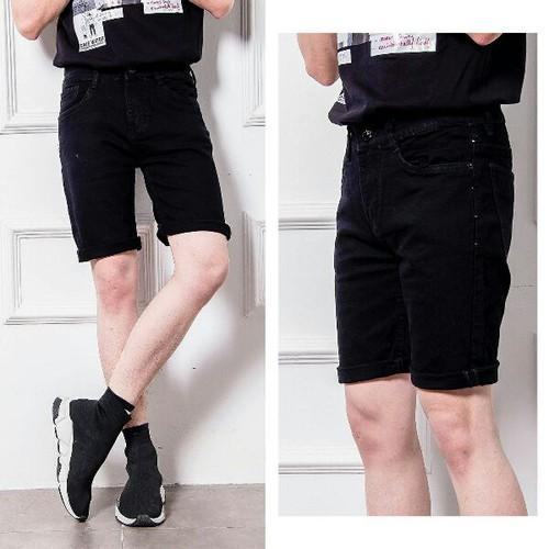 Quần shorts jean nam thời trang