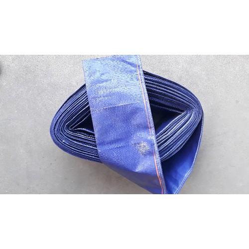 10m ống bơm nước vải bạt phi 6cm